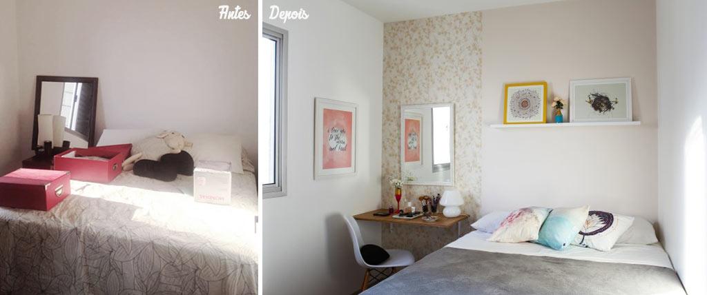 01-antes-e-depois-quarto-ganha-papel-de-parede-e-cantinho-da-maquiagem