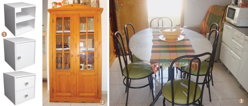 01-decoracao-de-sala-e-cozinha-mescla-moveis-novos-e-usados