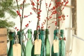 01-maneiras-de-decorar-a-mesa-de-natal-com-garrafas-de-vinho