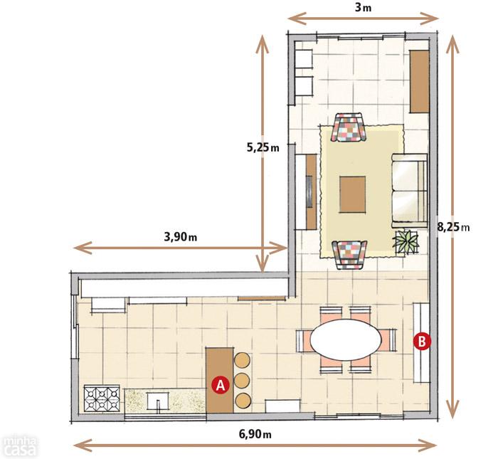 05-decoracao-de-sala-e-cozinha-mescla-moveis-novos-e-usados