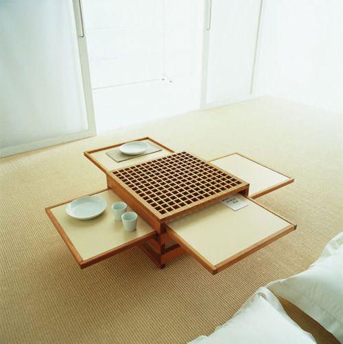 10-10 móveis multifuncionais para aproveitar espaços pequenos