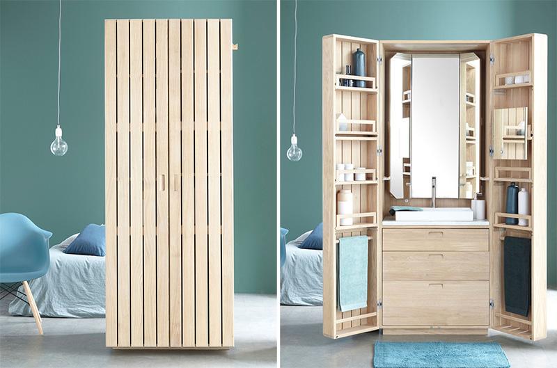 1-10 móveis multifuncionais para aproveitar espaços pequenos