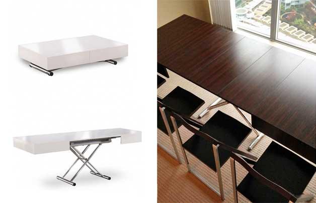 3-10 móveis multifuncionais para aproveitar espaços pequenos