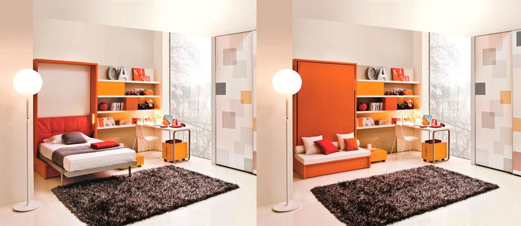 4-10 móveis multifuncionais para aproveitar espaços pequenos