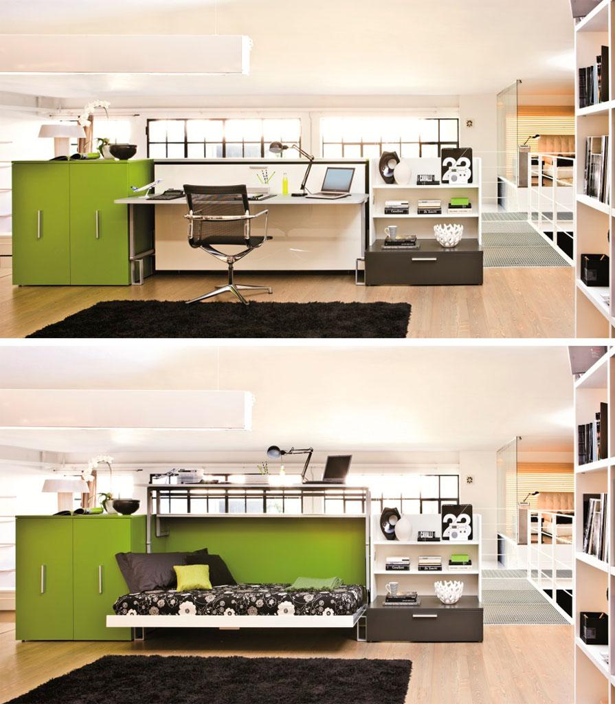 5-10 móveis multifuncionais para aproveitar espaços pequenos