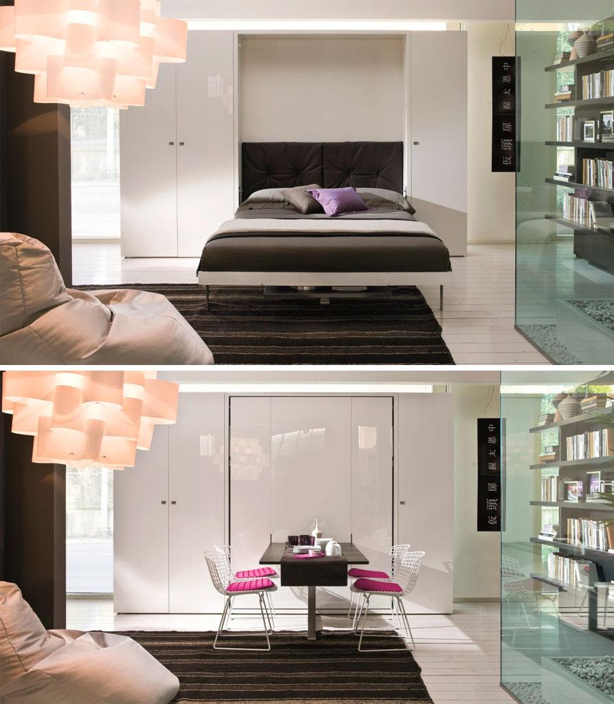 7-10 móveis multifuncionais para aproveitar espaços pequenos