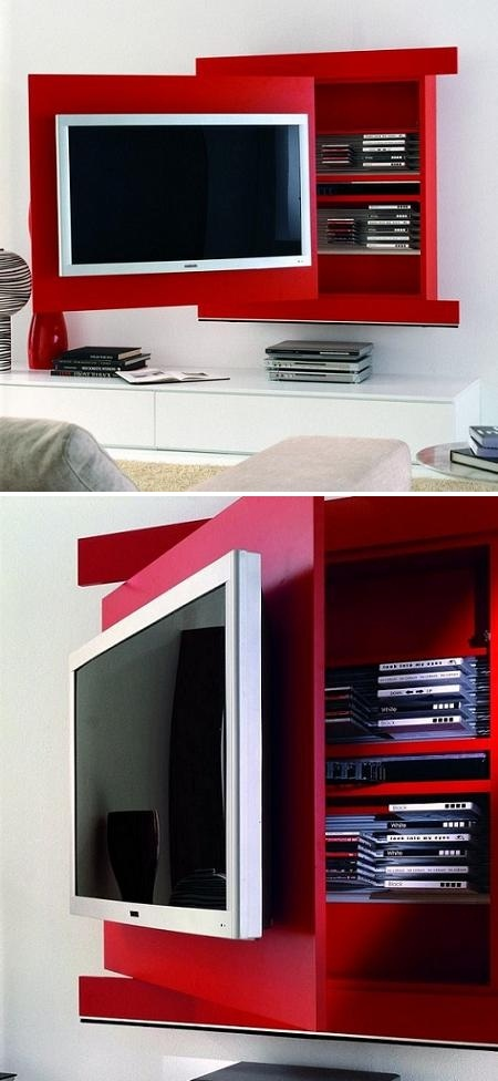 9-10 móveis multifuncionais para aproveitar espaços pequenos