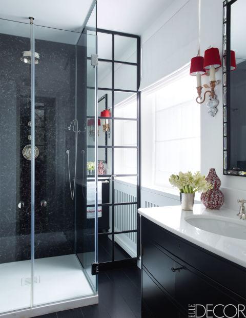 banheir-preto-e-branco-simples-e-elegante-de-londres-Simon Upton