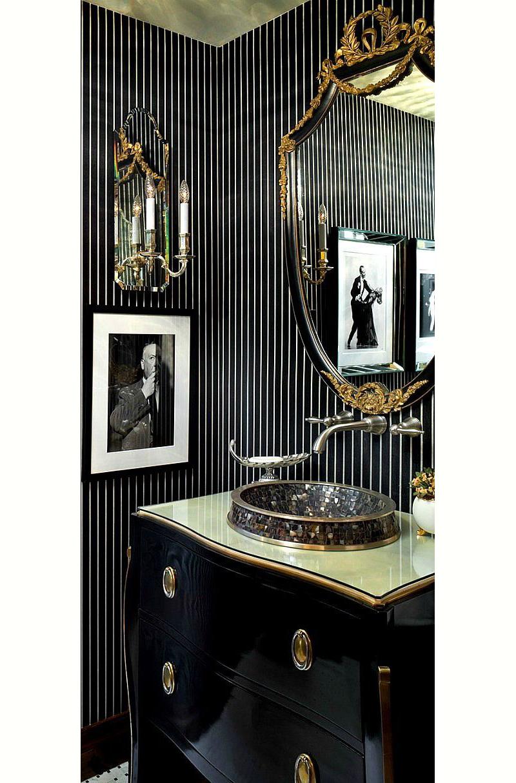 banheiro-preto-e-branco-de-estilo-retro