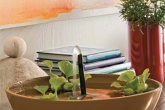 No modelo projetado pelas designers Dani e Camila Fillinger (Verde Vaso), a b...