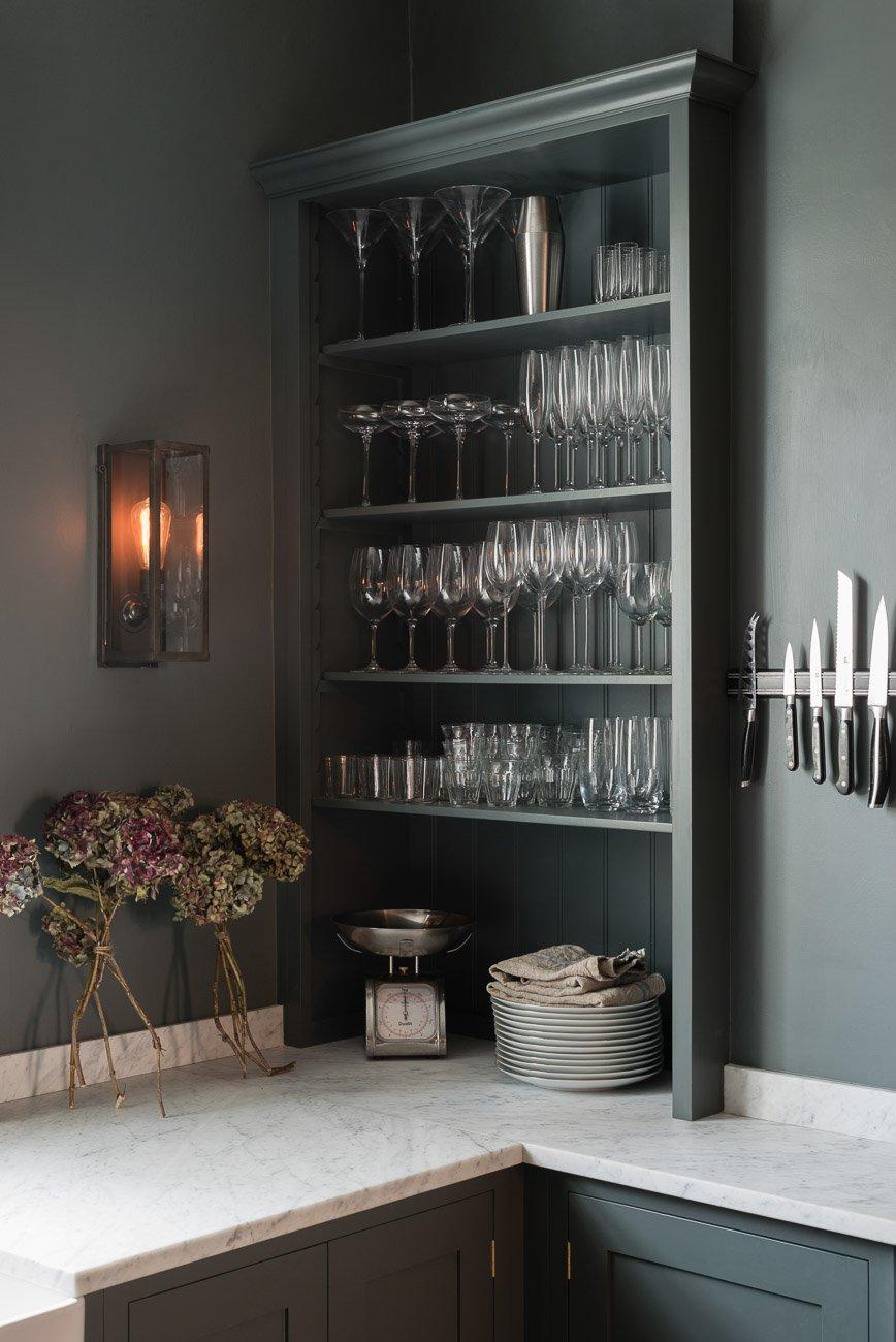 12 Maneiras De Usar Prateleiras Abertas Na Cozinha Casa Com Br