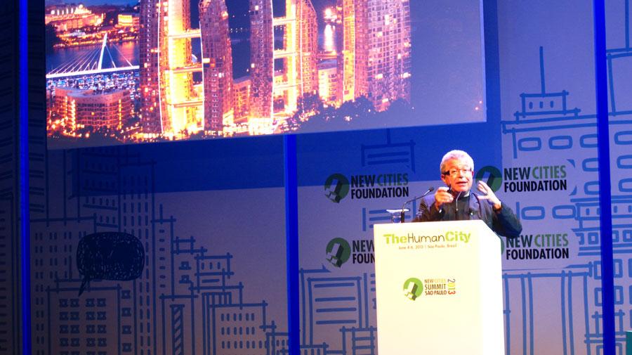 Daniel-Libeskind-New-Cities-Summit