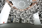 destaque-Xiong-Yu-obra-Wind-Across-Plains-(2009)-bienal-de-curitiba-a-arte-vai-as-ruas