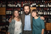 Erica Giacomelli, Gianluca Giabardo e Livia Rossi -baixa