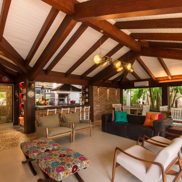 espaco-gourmet-tem-piso-estampado-que-parece-tapete (1)