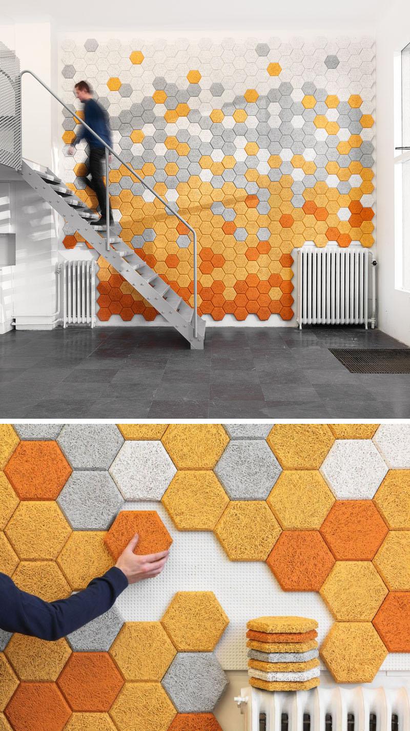 parede-04-20-maneiras-usar-hexagono-em-casa