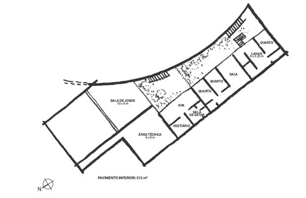 planta-casa-utiliza-estrutura-de-eucalipto-e-paineis-de-cobre-oxidado