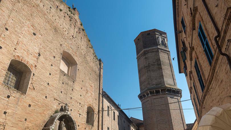 Recanati, na Itália