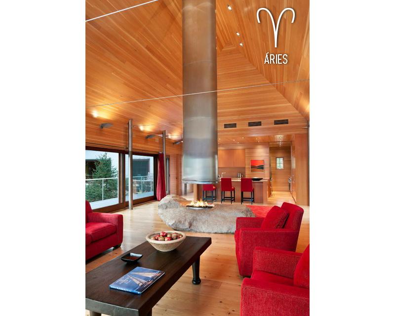 sala-de-aries-madeira-com-lareira-e-detalhes-vermelhos