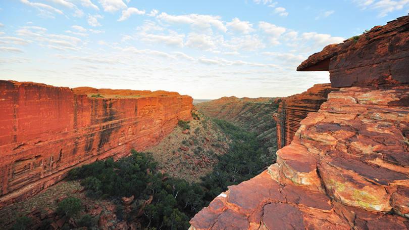 Uluru, na Austrália