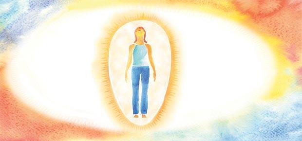 Proteja sua aura