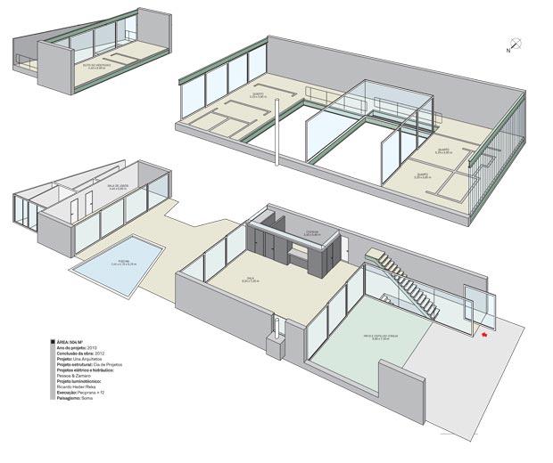 12 vidros-integram-casa-paulistana-a-rua-e-jardim-interno