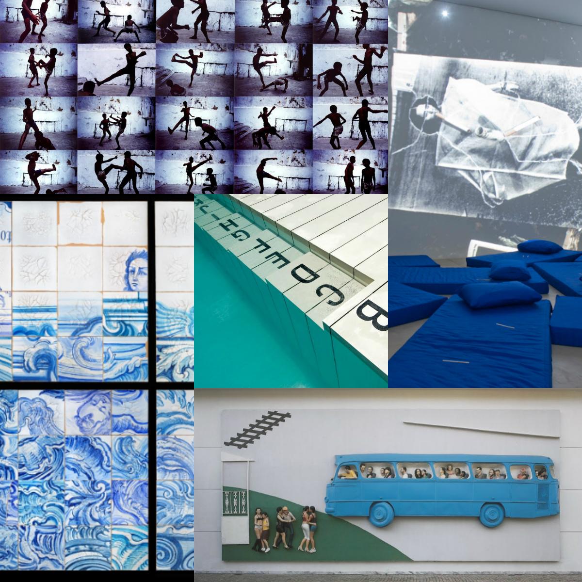 Inhotim-colagem-de-obras-azuis