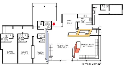 Muitos quartos para acomodar os filhos e netos e uma ampla área social pauta...