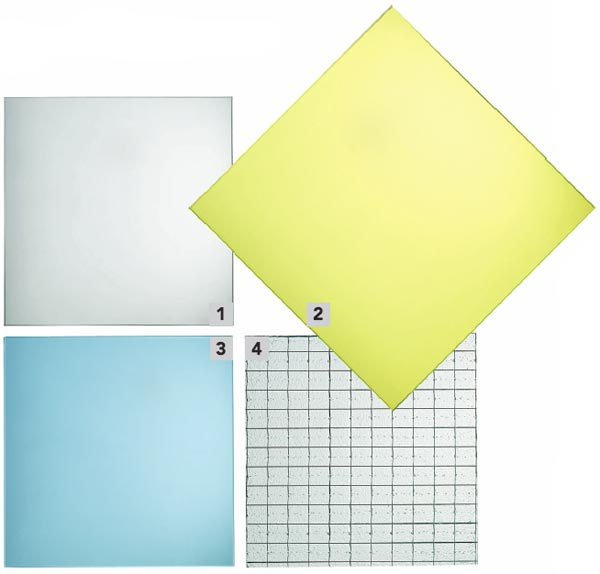 1. Ideal para coberturas e fachadas, o modelo Bioclean, da Cebrace, te...