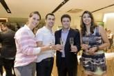 Ana Spagnuolo, Marcos Ribeiro, Marcos Ignácio e Orlane Santos