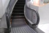 escada rolante circular