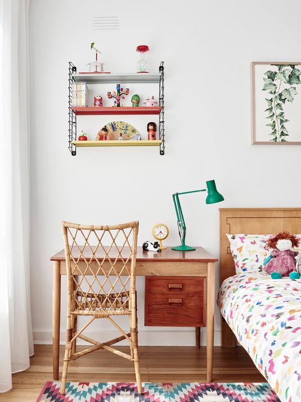 Inspo quarto menina vintage