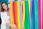 f-quadro-com-tecido-colorido-para-decorar-a-parede