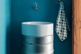 home-nova-ja-pensou-em-usar-um-barril-no-lavabo