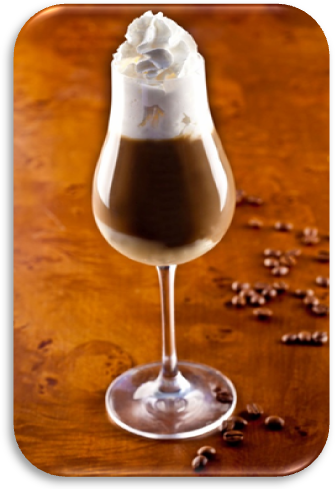 Mousse de Café