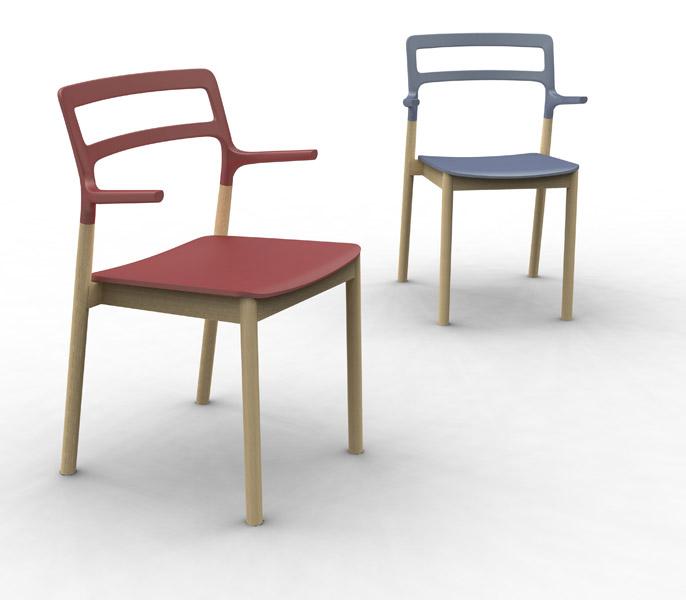 Cadeira Florinda, de Monica Forster.