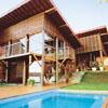 A arquiteta mineira Ana Carolina Poli usou espécies de reflorestamento na es...