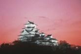 Fica em Himeji o castelo conhecido como Garça Branca.