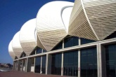 Estádio Nelson Mandela Bay em Port Elizabeth