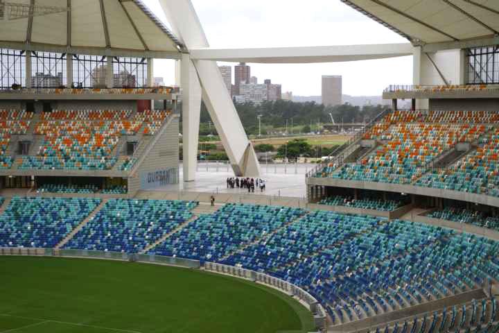 Estádio Green Point em Cape Town