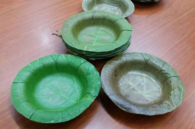 universidade-tailandesa-cria-pratos-feitos-de-folhas