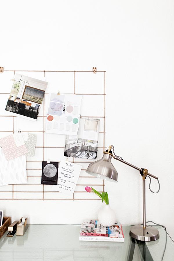 Painel de organização - faça você mesmo