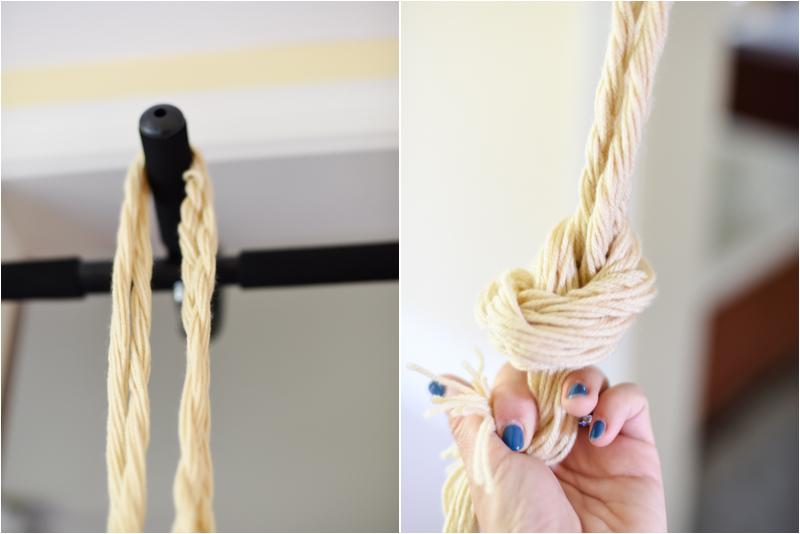 DIY: como fazer uma estante suspensa para sua casa!