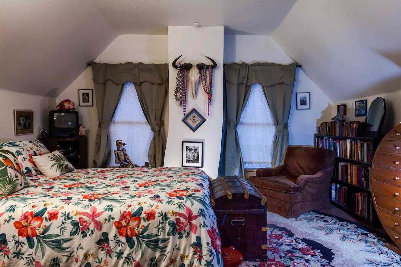 airbnb mal-assombrado