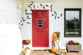 portas de Halloween