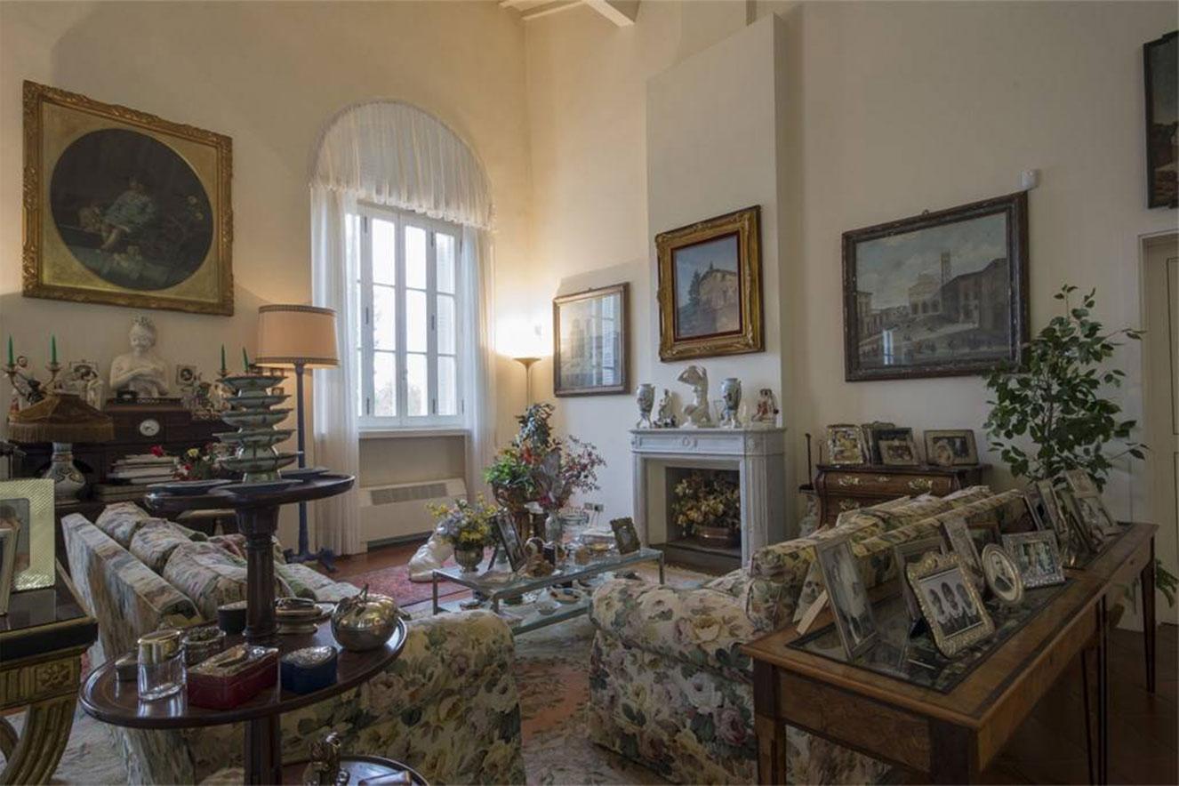 mansão irmã de Napoleão Bonaparte