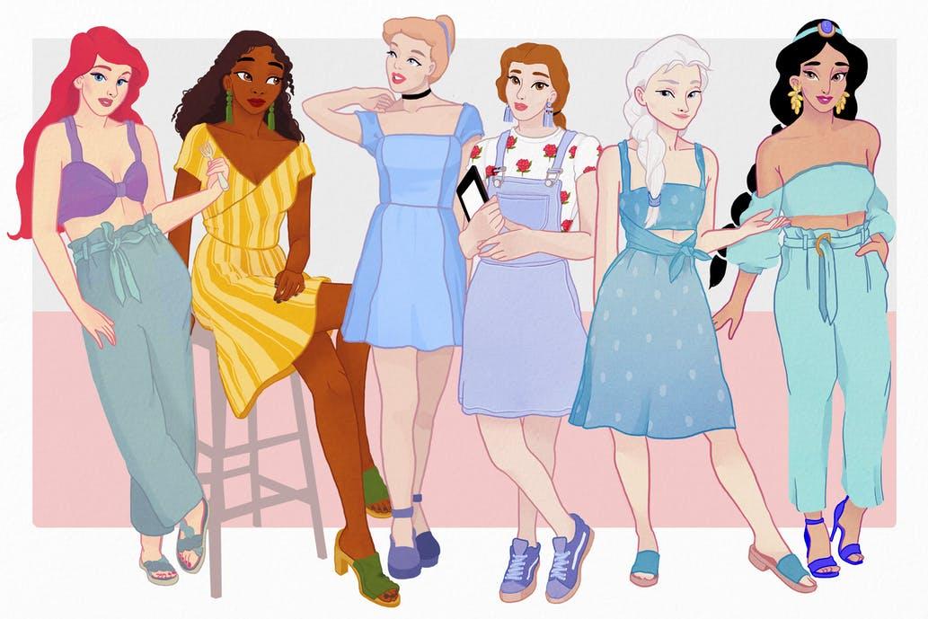 Confira as soluções inteligentes para as casas de Ariel, Jasmine, Cinderela, Tiana, Bela e Elsa