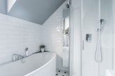 como decorar o banheiro com azulejos