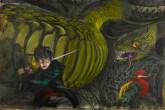 exposição online harry potter