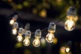fios de luzes